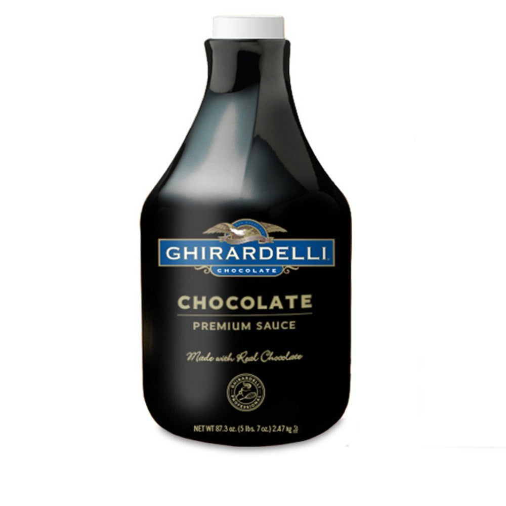 Ghirardelli Premium Sauce - Black Label Chocolate Sauce