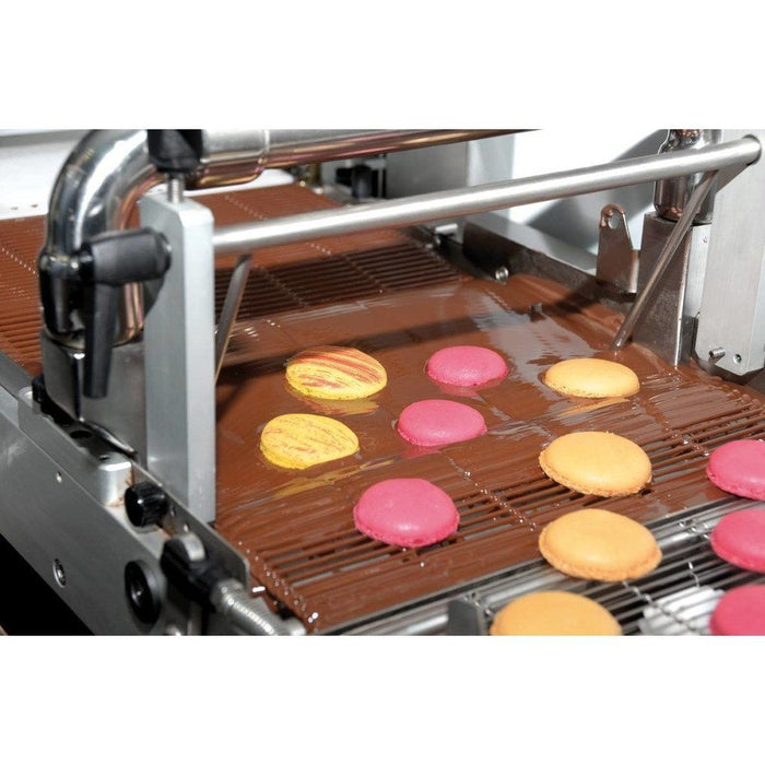 Bravo Chocolate Tempering Machines