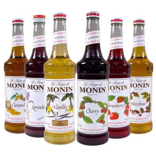 Monin Premium Flavored Syrups ***SHORT DATE SALE***