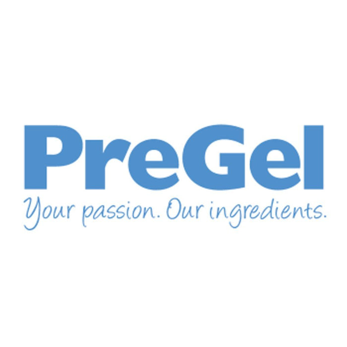 PreGel Variegates, Toppings and Coatings
