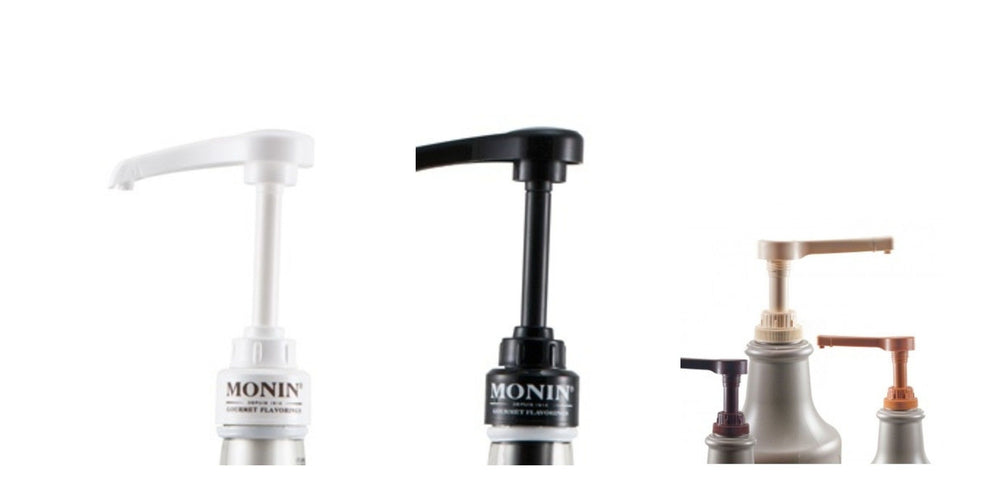 Monin Pumps and Racks