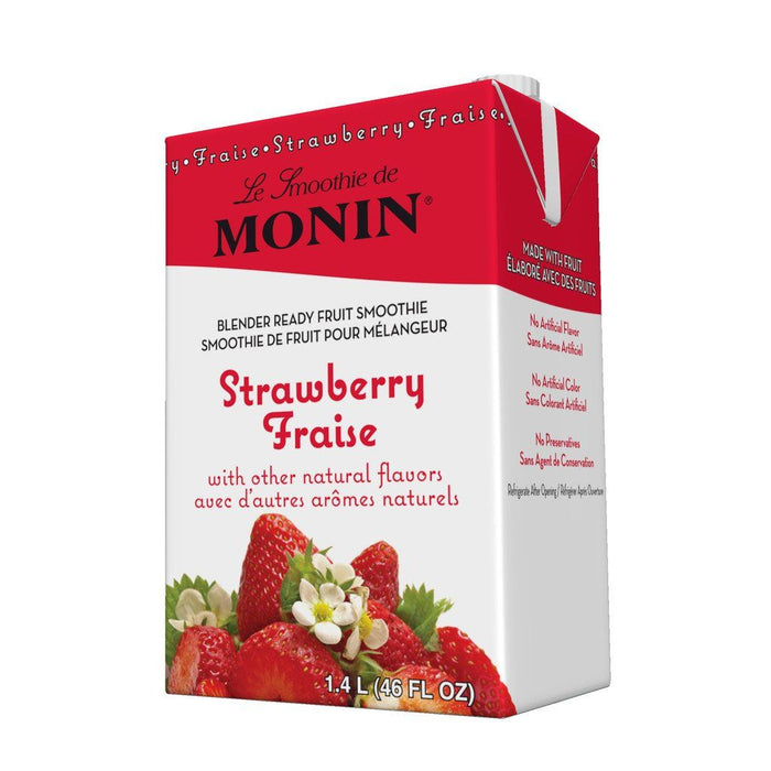 Monin Fruit Smoothie Mixes ***