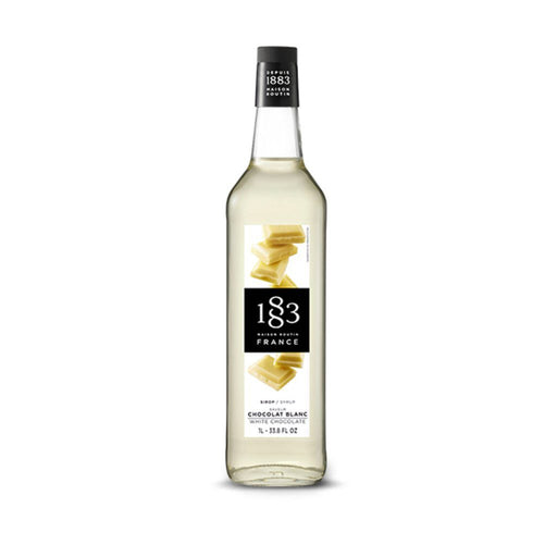 1883 Maison Routin Syrup - White Chocolate