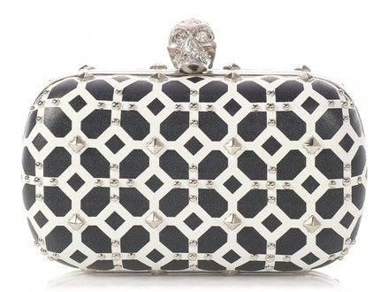 CITY OF ANGELS + DEMONS: McQueen Clutch