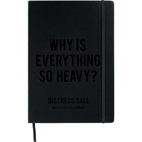 JOURNAL: Why Is Everything So Heavy?