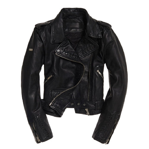 The Lucky Stars | BIKER JACKET