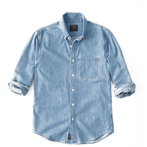 Abercrombie & Fitch: Denim Shirt