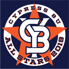 CYB 2019 8U All Stars Fan Wear