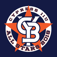 CYB 2019 11U All Stars Fan Wear
