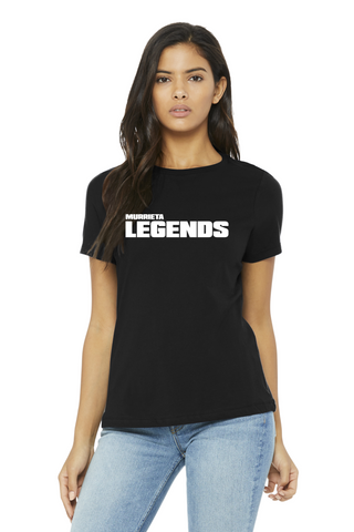Murrieta Legends Relaxed Women's T-Shirts