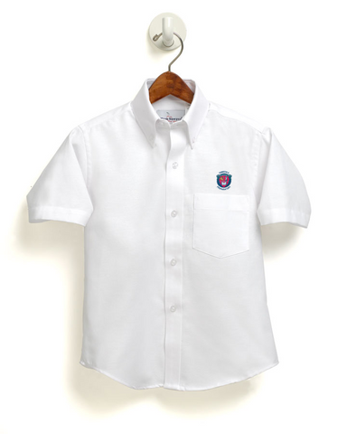 TPS Oxford Boy's SS Shirt