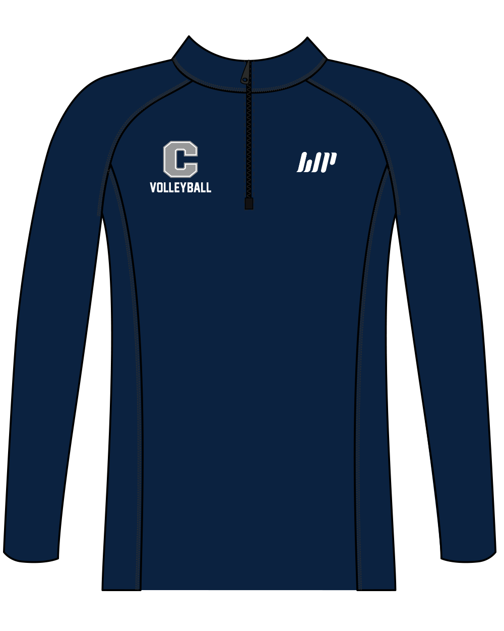 CHS VB Jackets