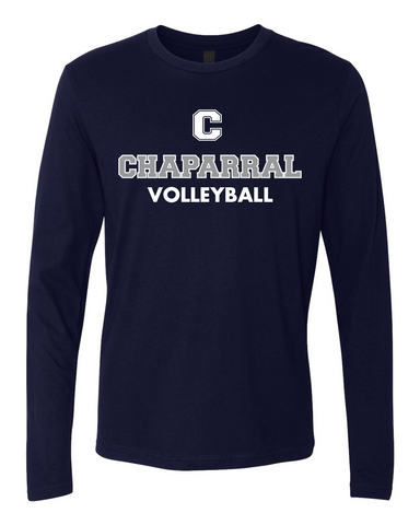 CHS VB Long Sleeve T-Shirt