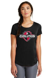 Delta Evolution Women's Dry Fit Shirt