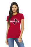 Delta Evolution Women's Fitted T-Shirts