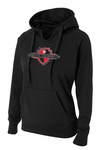 Delta Knights Women's Performance Hoodie