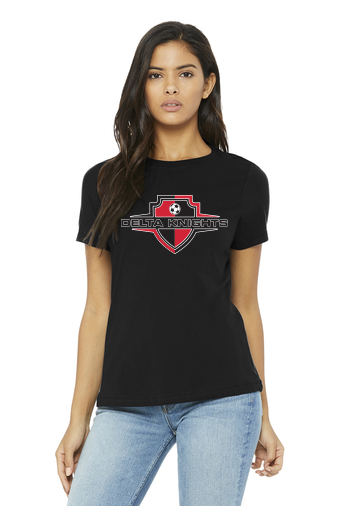 Delta Knights Women's Relaxed T-Shirt
