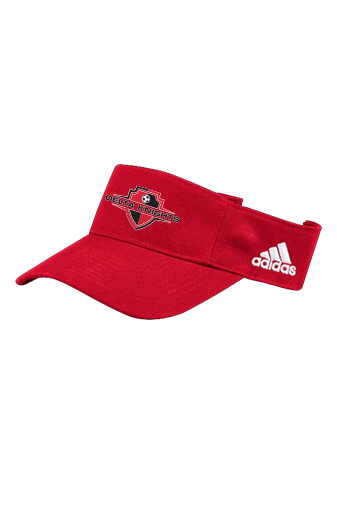 Delta Knights adidas Team Adjustable Visor
