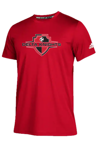 Delta Knights adidas Climalite Youth T-Shirt