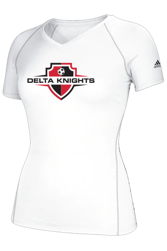 Delta Knights adidas Team Climalite Women's T-Shirt