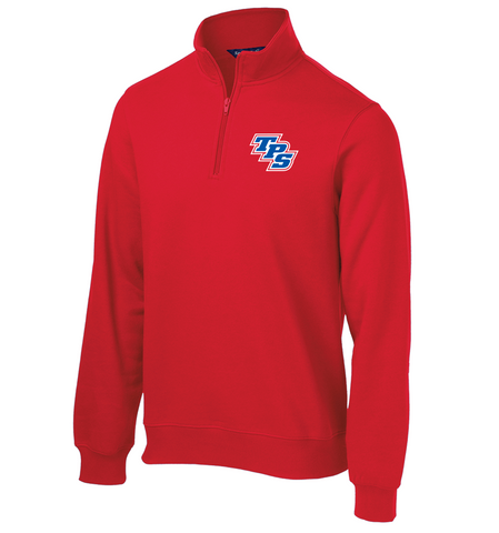 TPS Golf Men's 1/4 Zip Sweatshirt