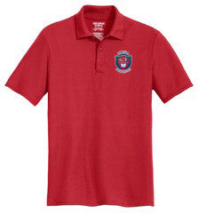 TPS Dry-Fit Polo Shirts