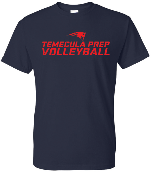 TPS Volleyball 50/50 T-Shirt