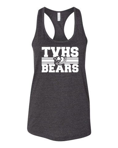 TVHS Girls Volleyball Women's Racerback Tank