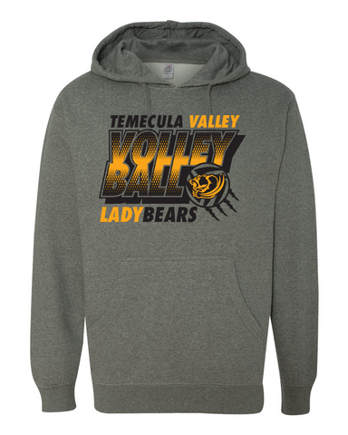 TVHS Lady Bears Volleyball Hoodie