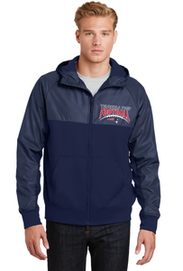 TPS Football Full-Zip Hooded Jacket