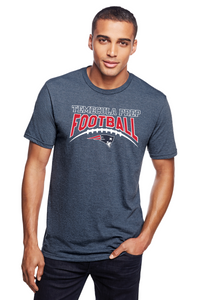 TPS Football Men's Tri-Blend T-Shirt