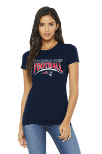 TPS Football Women's Fitted T-Shirt