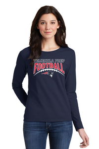 TPS Football Women's Long Sleeve T-Shirt