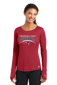 TPS Football Women's Performance Long Sleeve T-Shirt