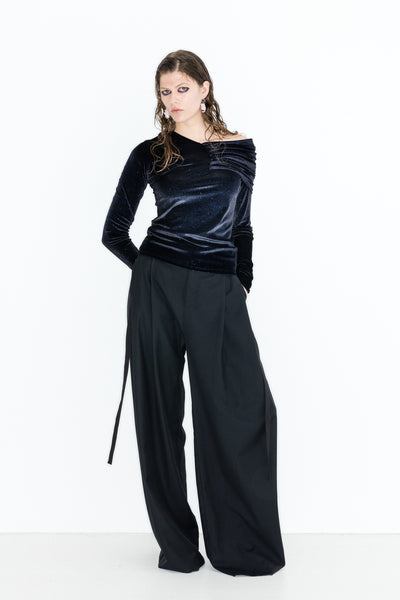 SYNTHETICA TOP//SQUARE MILE PANT