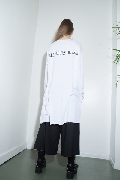 Cursed Tee // Dark Recline Pant
