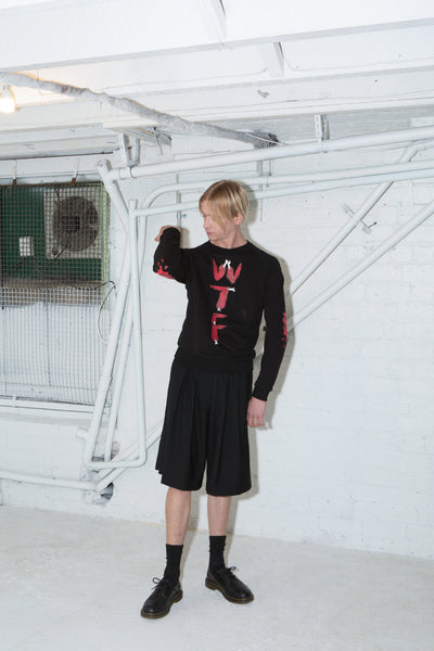 Mrs. Yuck Sweatshirt // Smog Cutter Shorts
