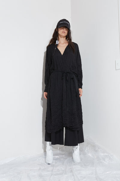 New Serpentine Robe - Crushed // Dark Recline Pant