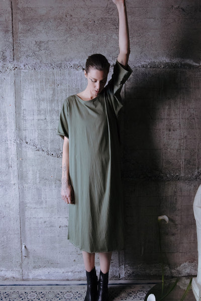The Otherside Dress - Organic Cotton