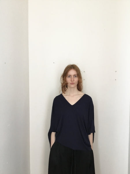 Etna Top - Tencel/Wool Jersey