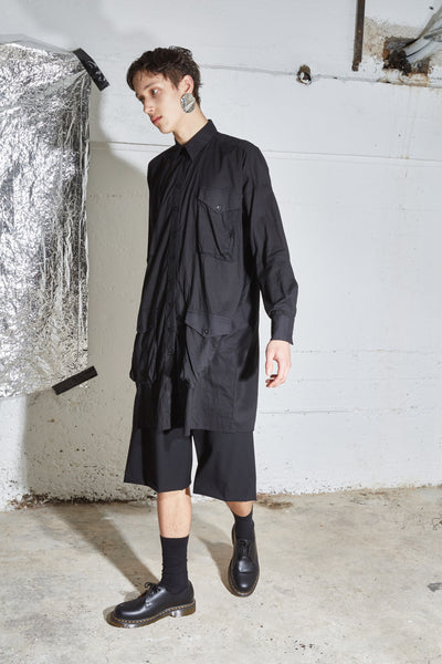 Maurice Shirt - Cotton Voile