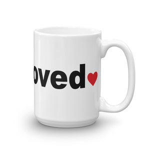 I Am Loved Mug