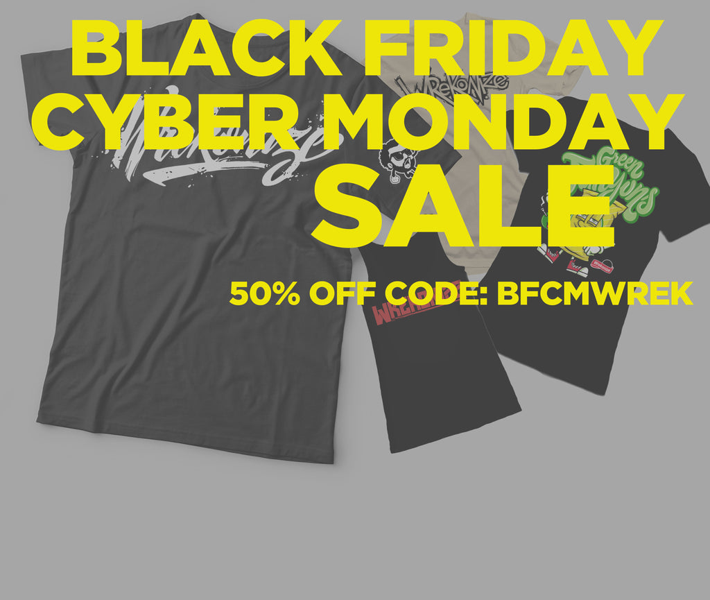 BFCM Sale Live through Tuesday!