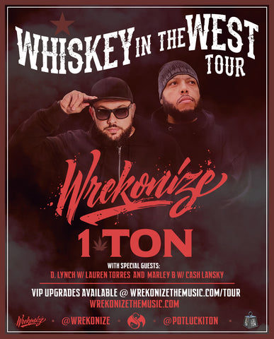 Whiskey In The West Tour VIP Meet & Greet Upgrade