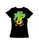 Green Funyuns Ladies Tee