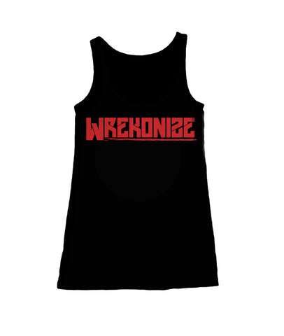 Wrekonize Logo Ladies Tank Top
