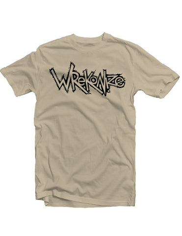 Wrekonize Throwback Logo Tee