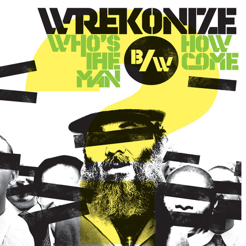 Who's The Man B/W How Come (Vinyl Single) + MP3 Download