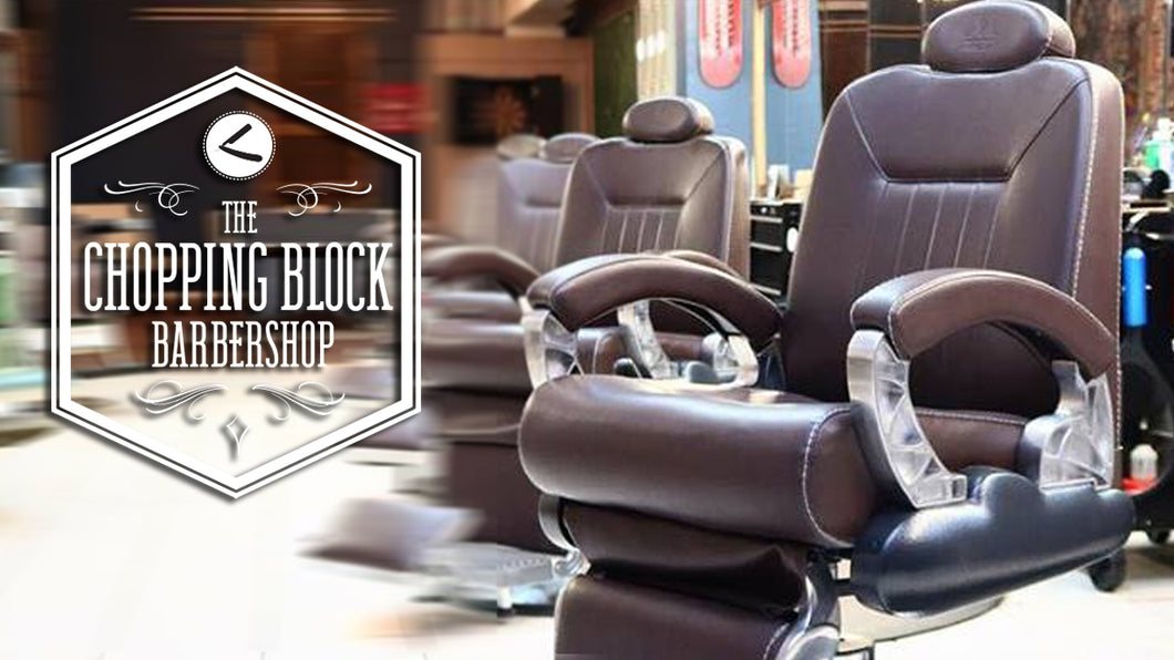 $25-$100 in Chopping Block Barbershop (Gift Services)