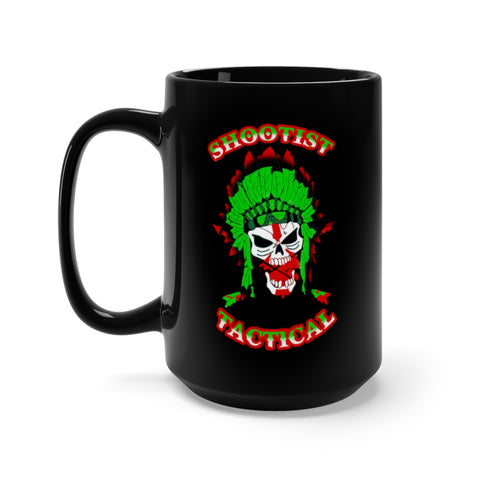 ST Zombie Chief 15 oz Mug